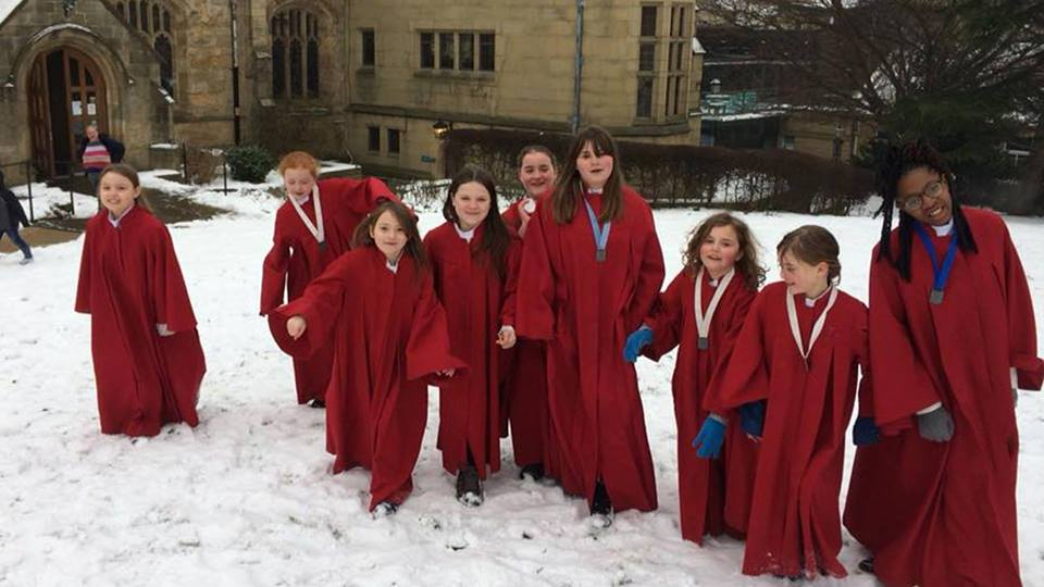 Yorkshire Girls Choir