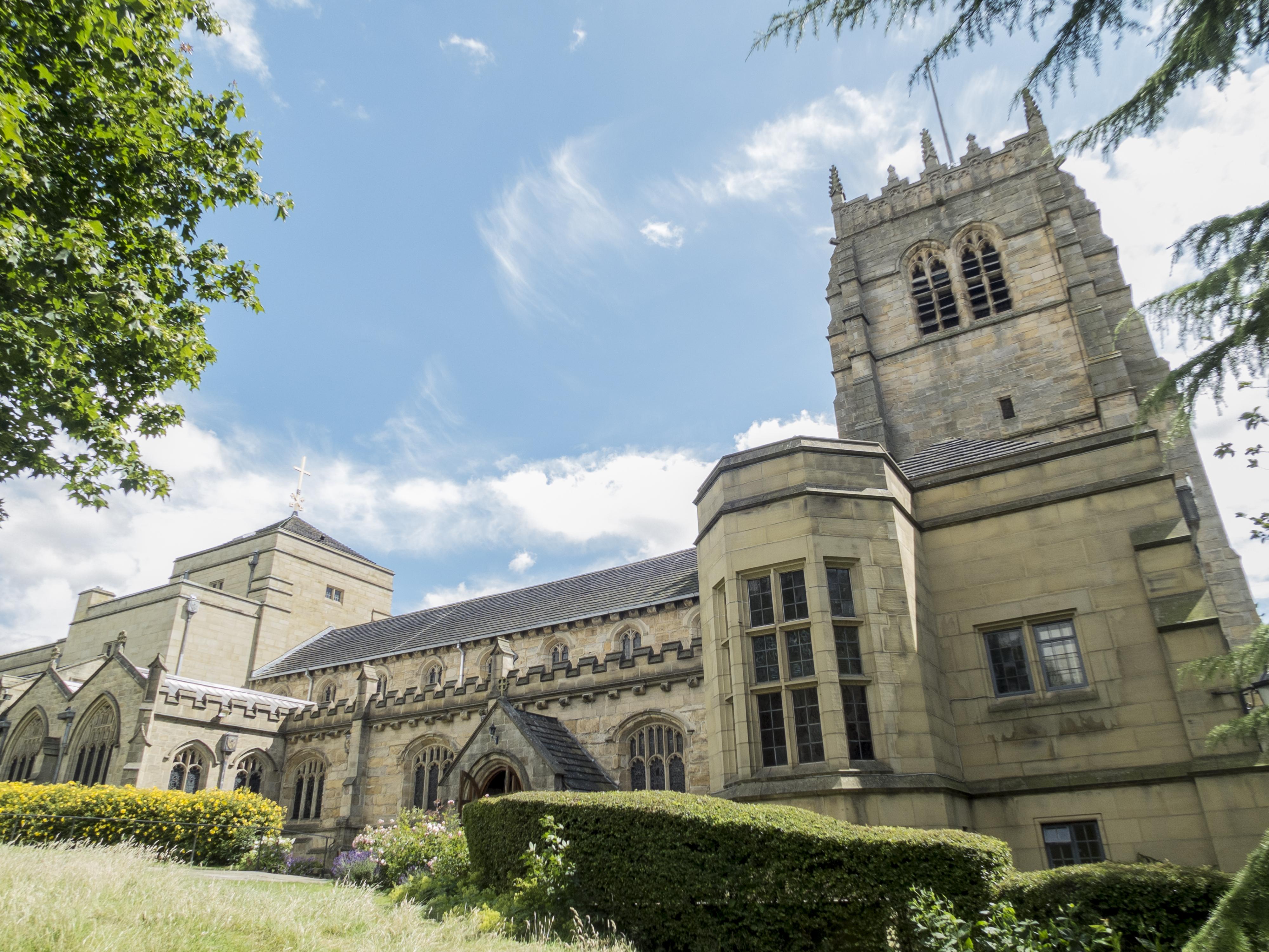 Bradford Cathedral – Hospitality. Faithfulness. Wholeness.